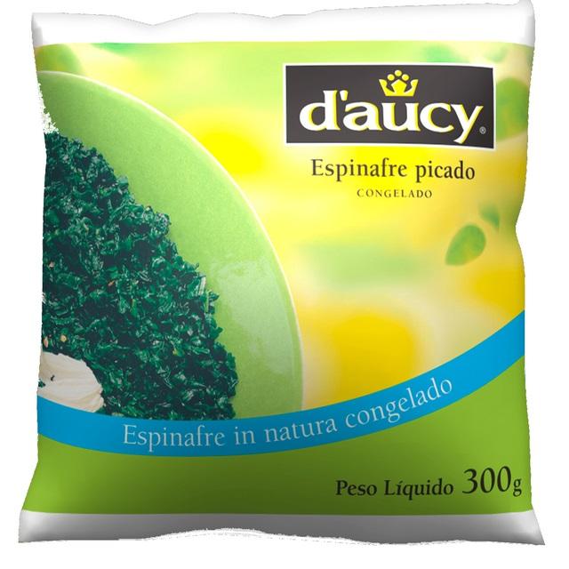 ESPINAFRE PICADO DAUCY 300G