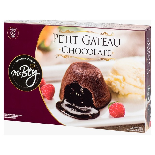 PETIT GATEAU MR BEY 60G