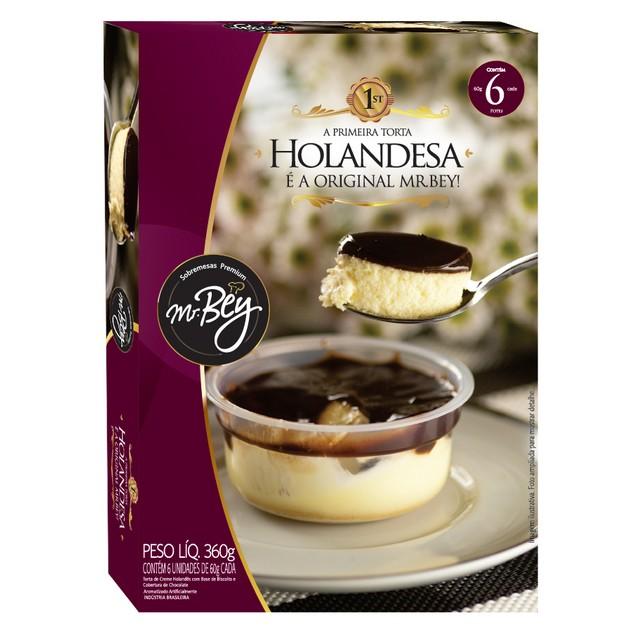 TORTA HOLANDESA MR BEY 100G