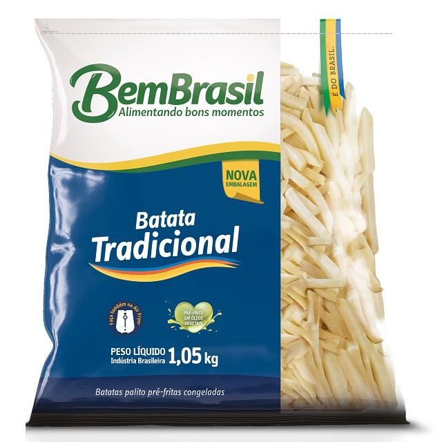 BEM BATATA TRADICIONAL BEM BRASIL 1,05KG