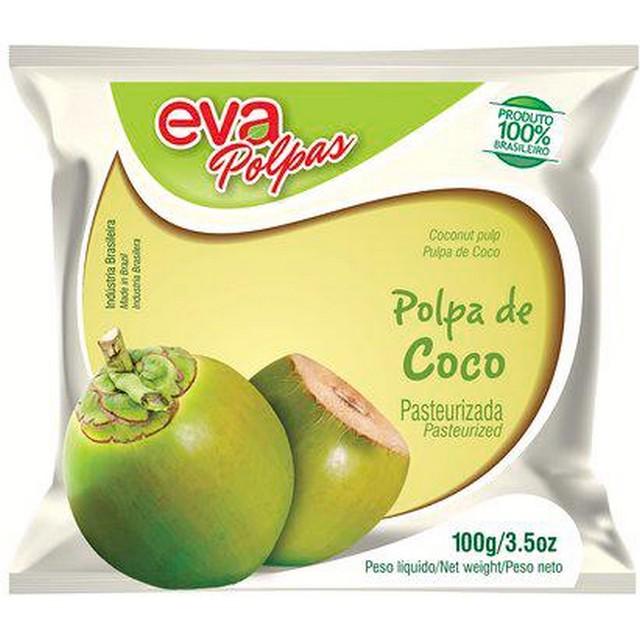 POLPA COCO EVA 100G