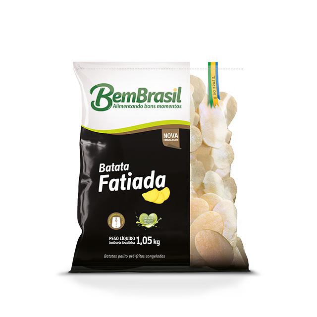 BEM BATATA FATIADA BEM BRASIL 1,05KG