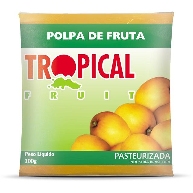 POLPA CAJA TROPICAL 100G