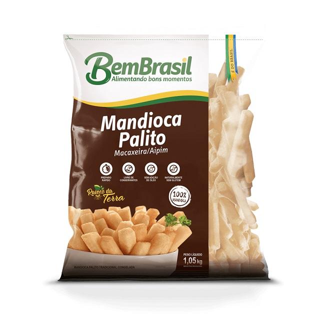 MANDIOCA PALITO TRADICIONAL 1,05KG