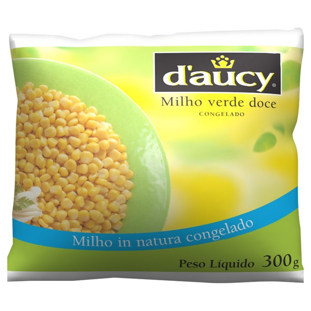 MILHO DOCE NACIONAL DAUCY 300G