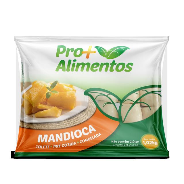 MANDIOCA PRE- COZIDA PROMAIS 1,02KG